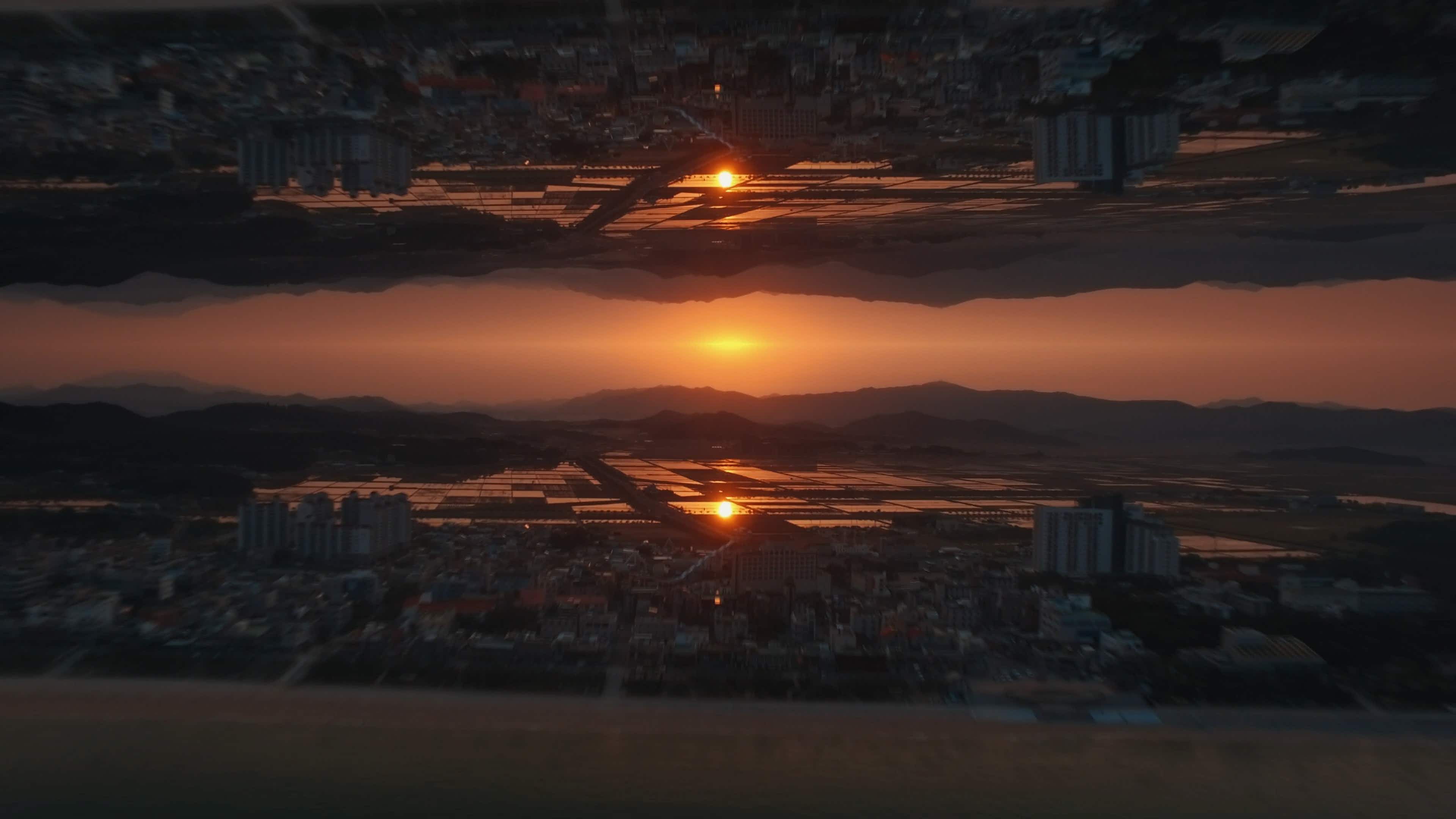 Watch this video reimagine South Korea as a dark, sci-fi world