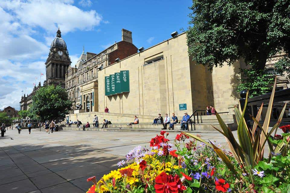 Let there be light: Leeds Art Gallery reopens after major revamp