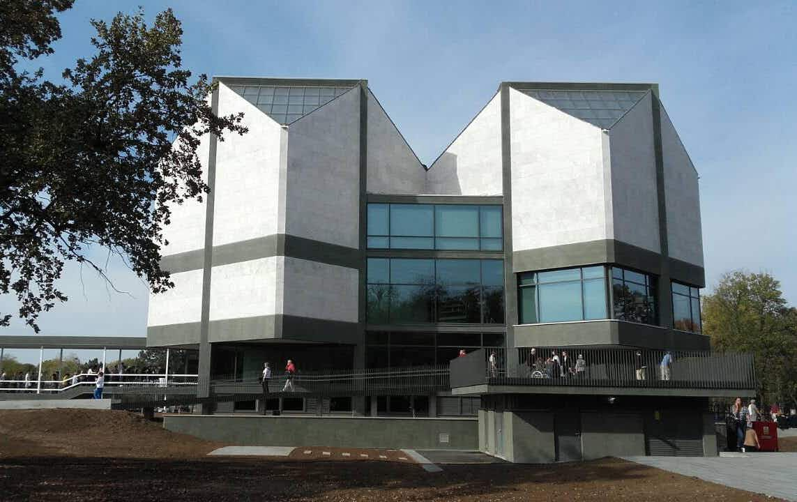 Belgrade's Museum of Contemporary Art reopens after 10 years