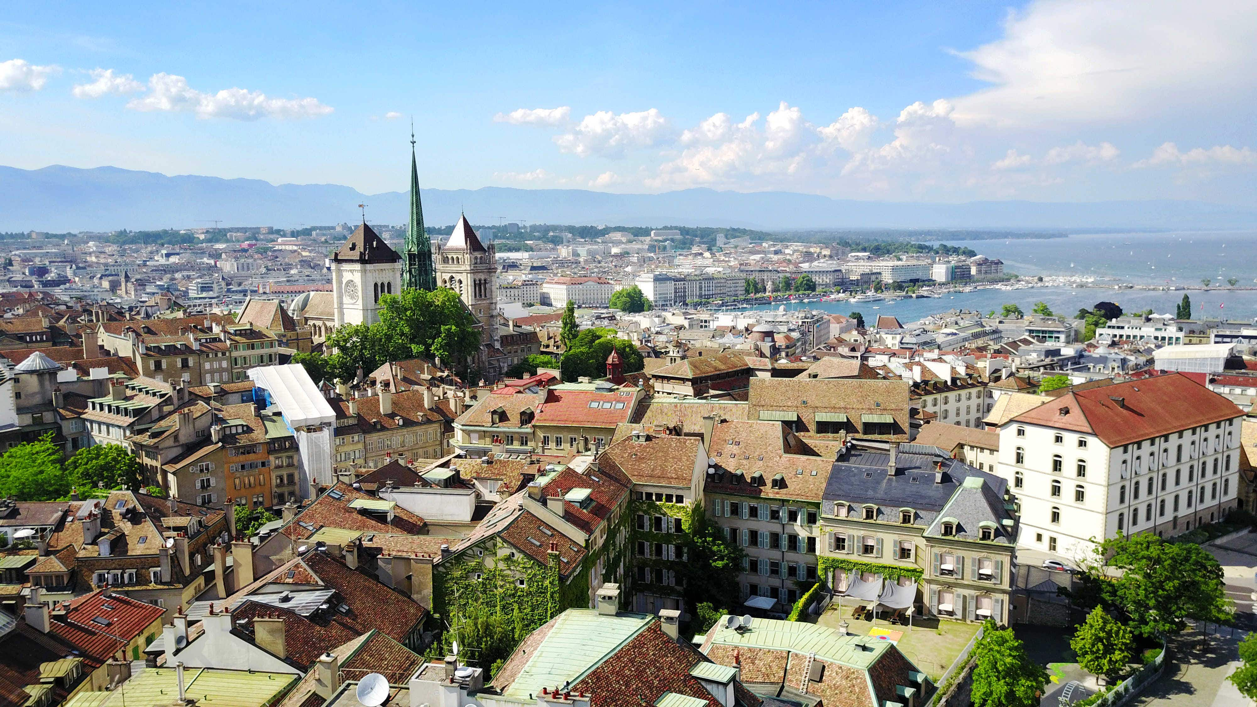 Why this Swiss city is Europe's best city break destination