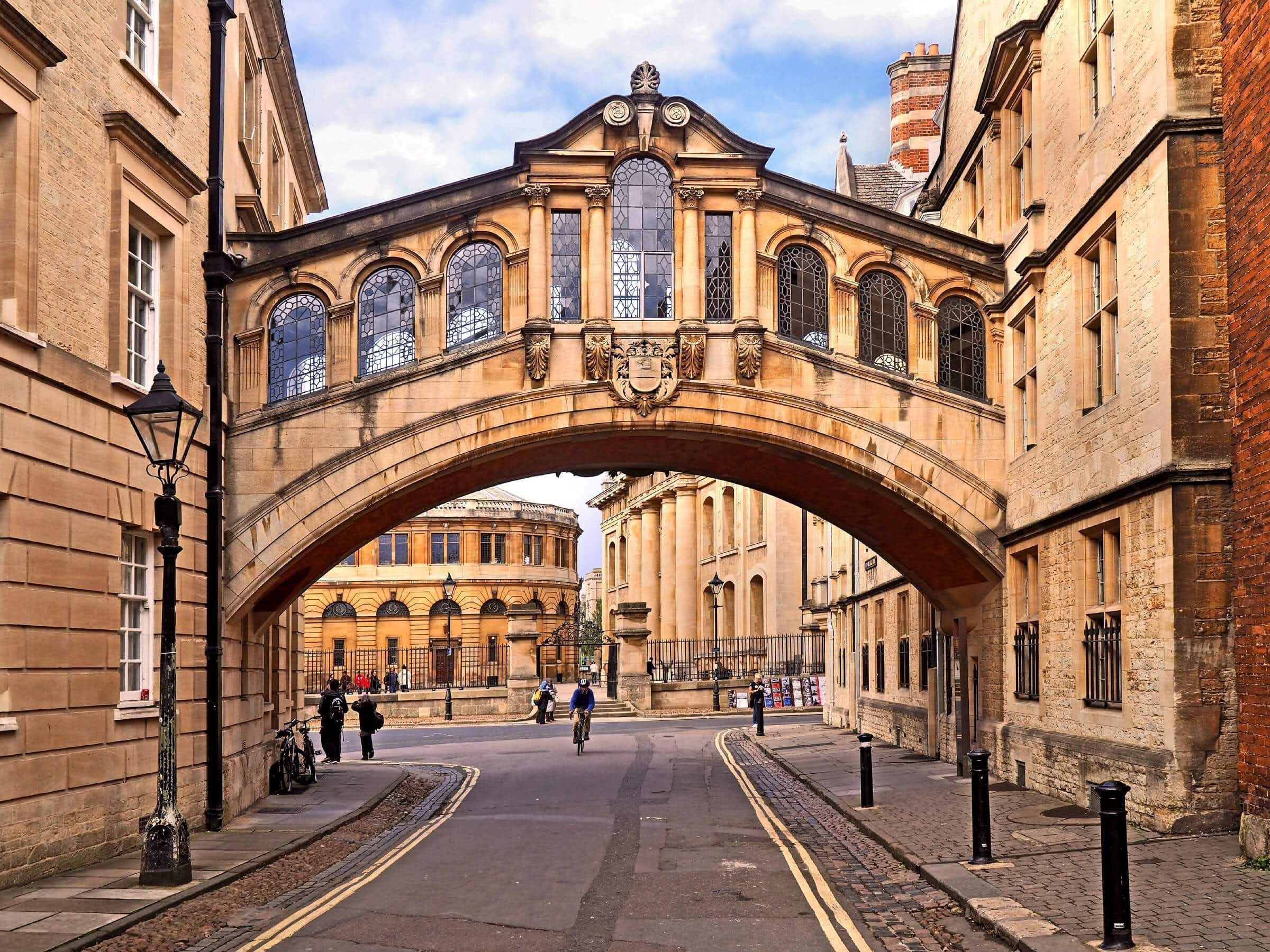 Oxford is the star of Philip Pullman's much-anticipated Book of Dust