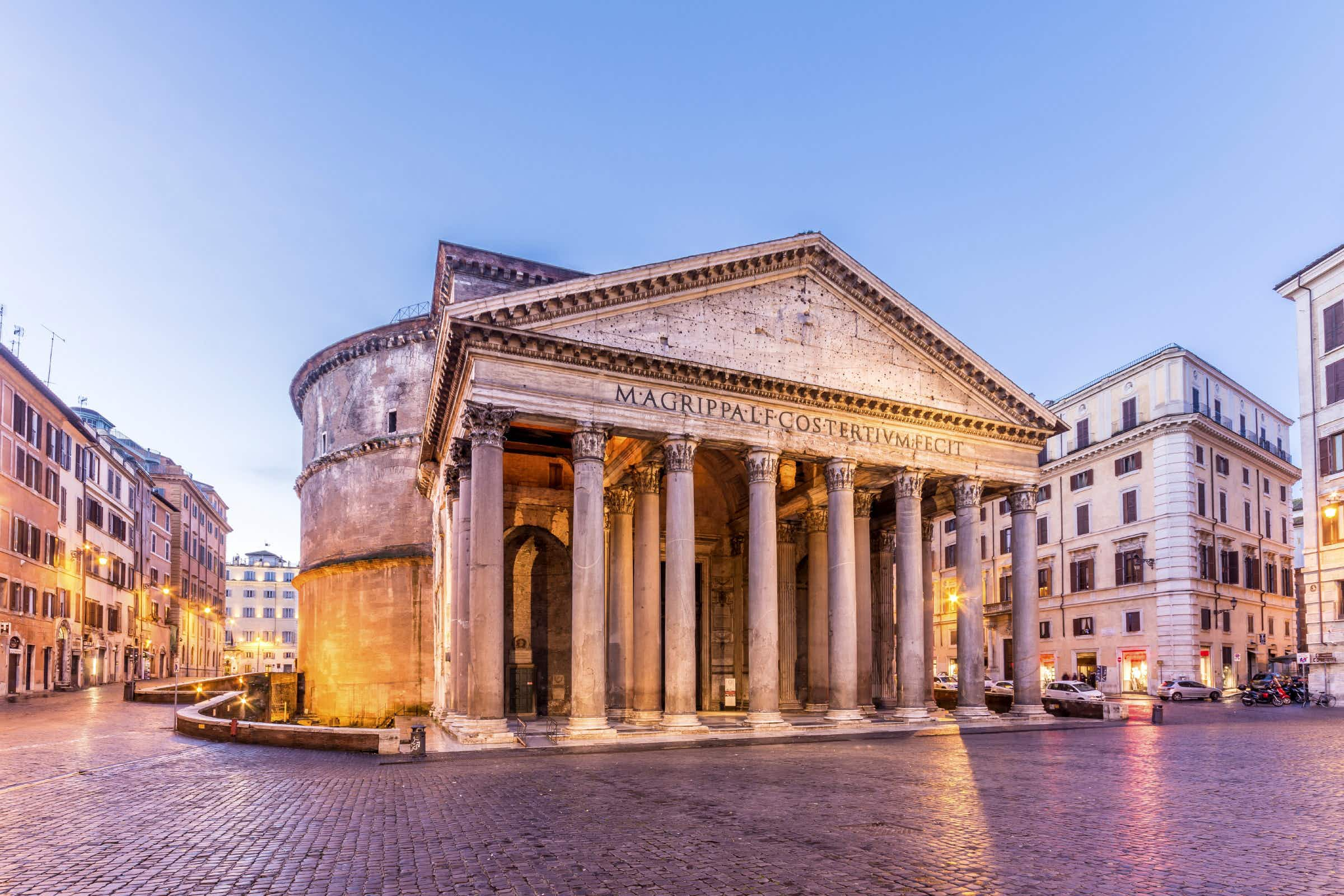 You will soon have to pay a small fee to see the beauty of Rome's Pantheon
