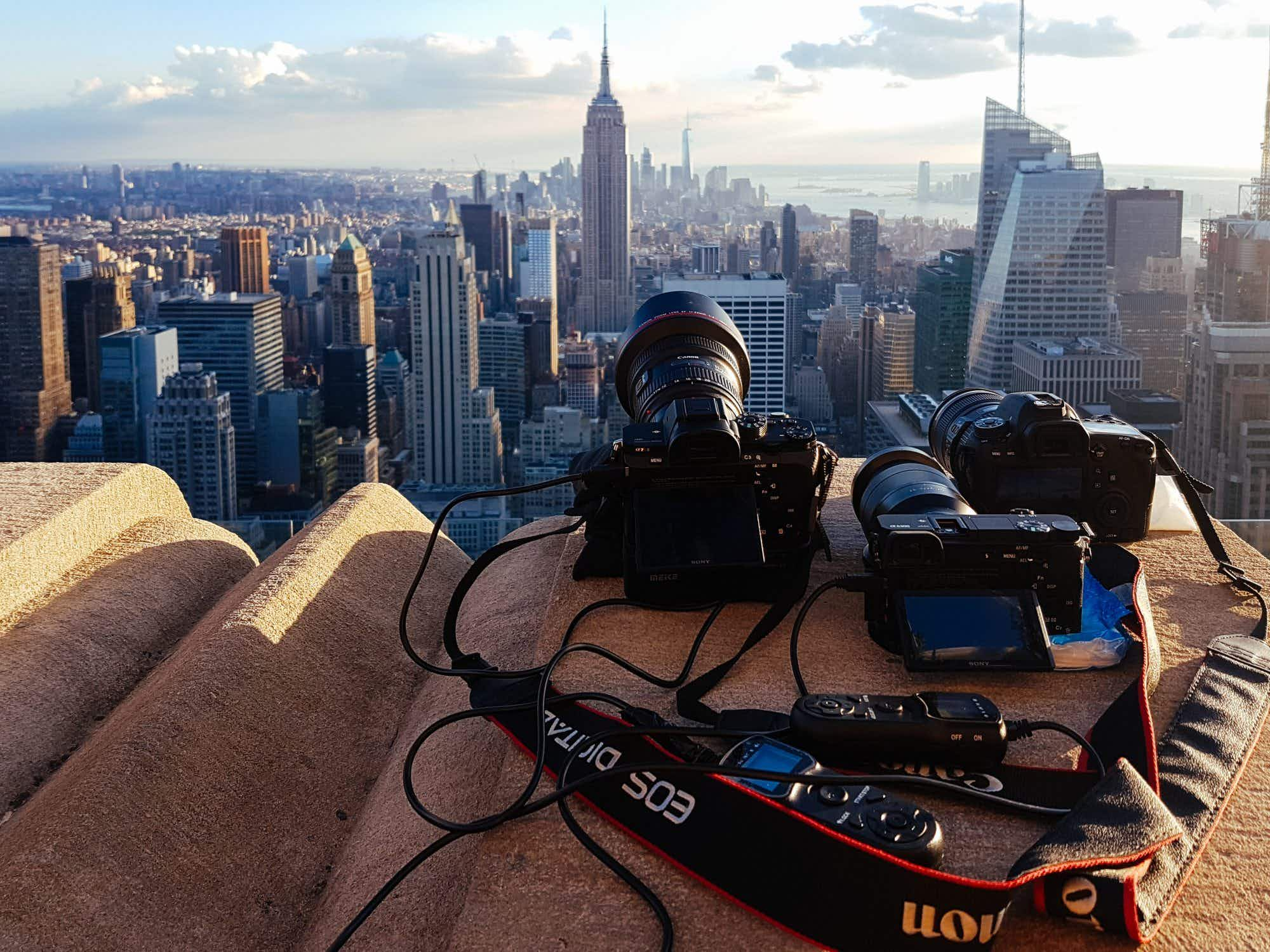This incredible New York hyperlapse perfectly captures the city that never sleeps