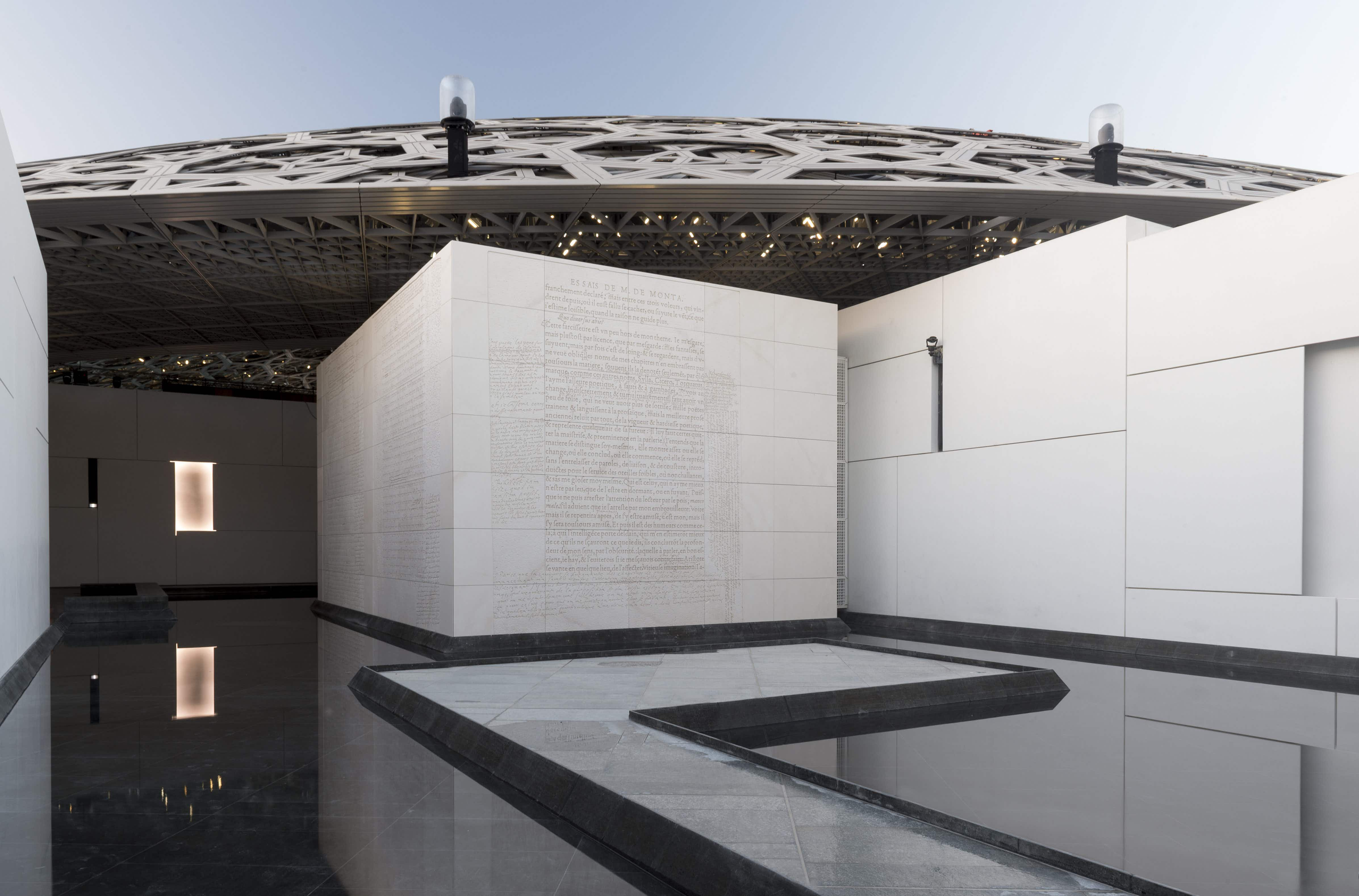 Take a first look inside the incredible Louvre Abu Dhabi