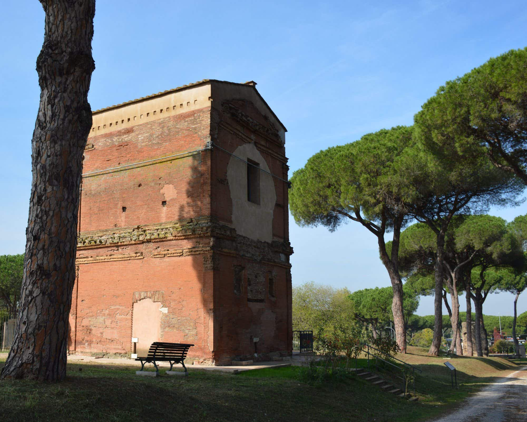 Be one of the first to see this unique ancient Roman tomb