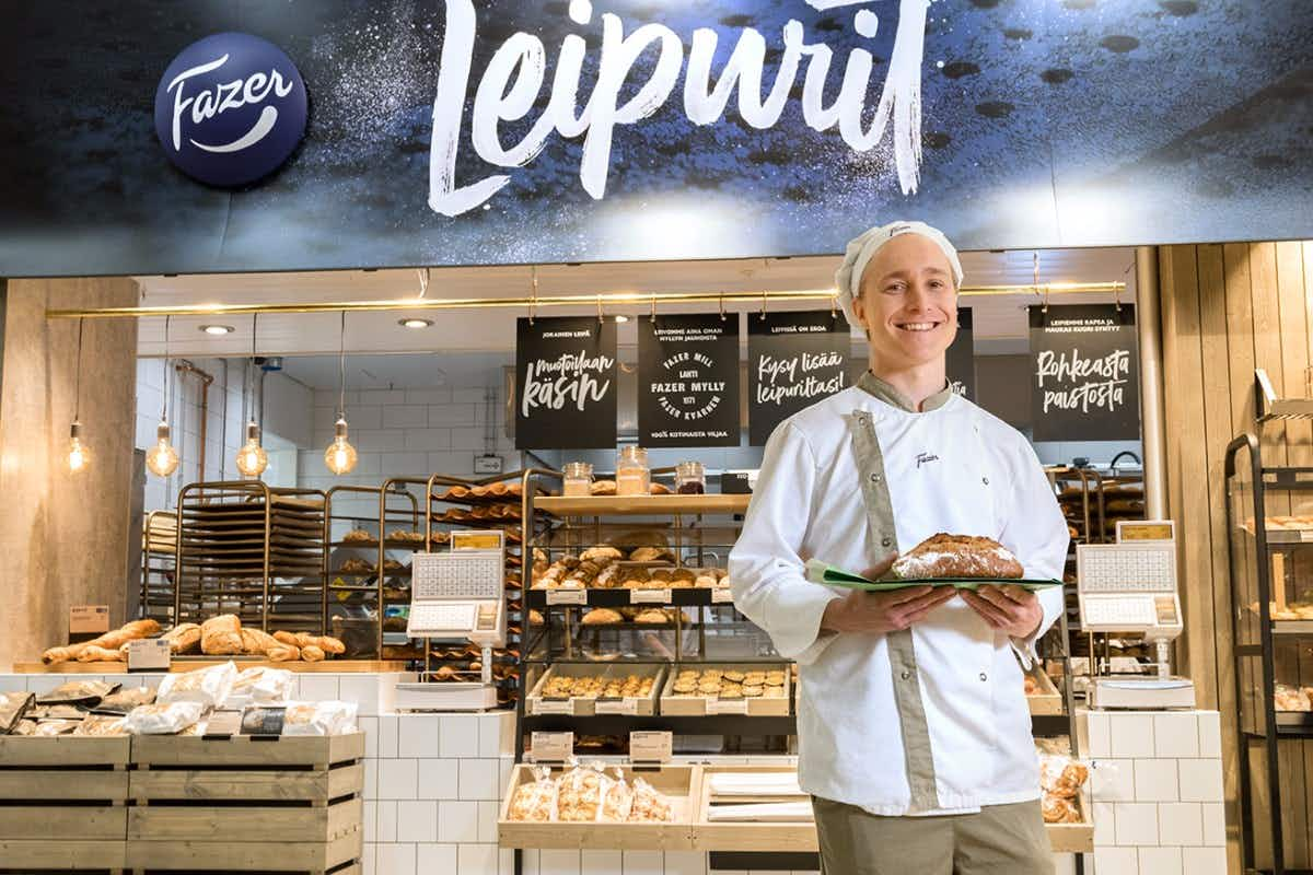 A Finnish bakery is offering bread loaves made from ground crickets