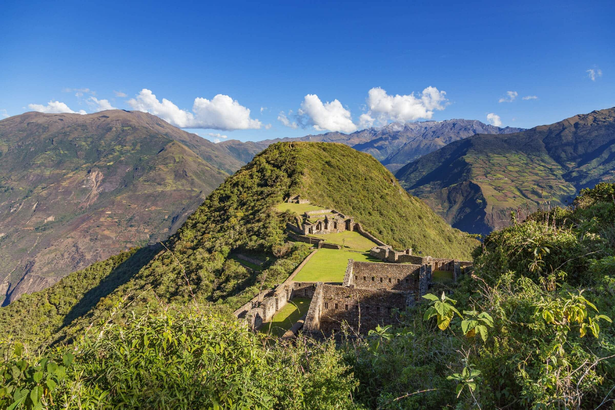 Peru wants travellers to discover the lost city that rivals Machu Picchu