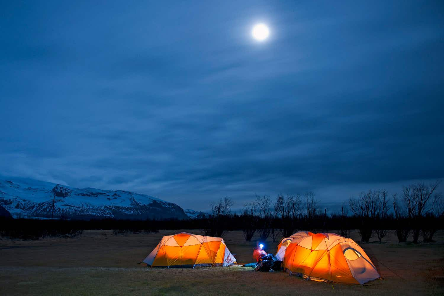 South Iceland tightens up rules on camping outdoors
