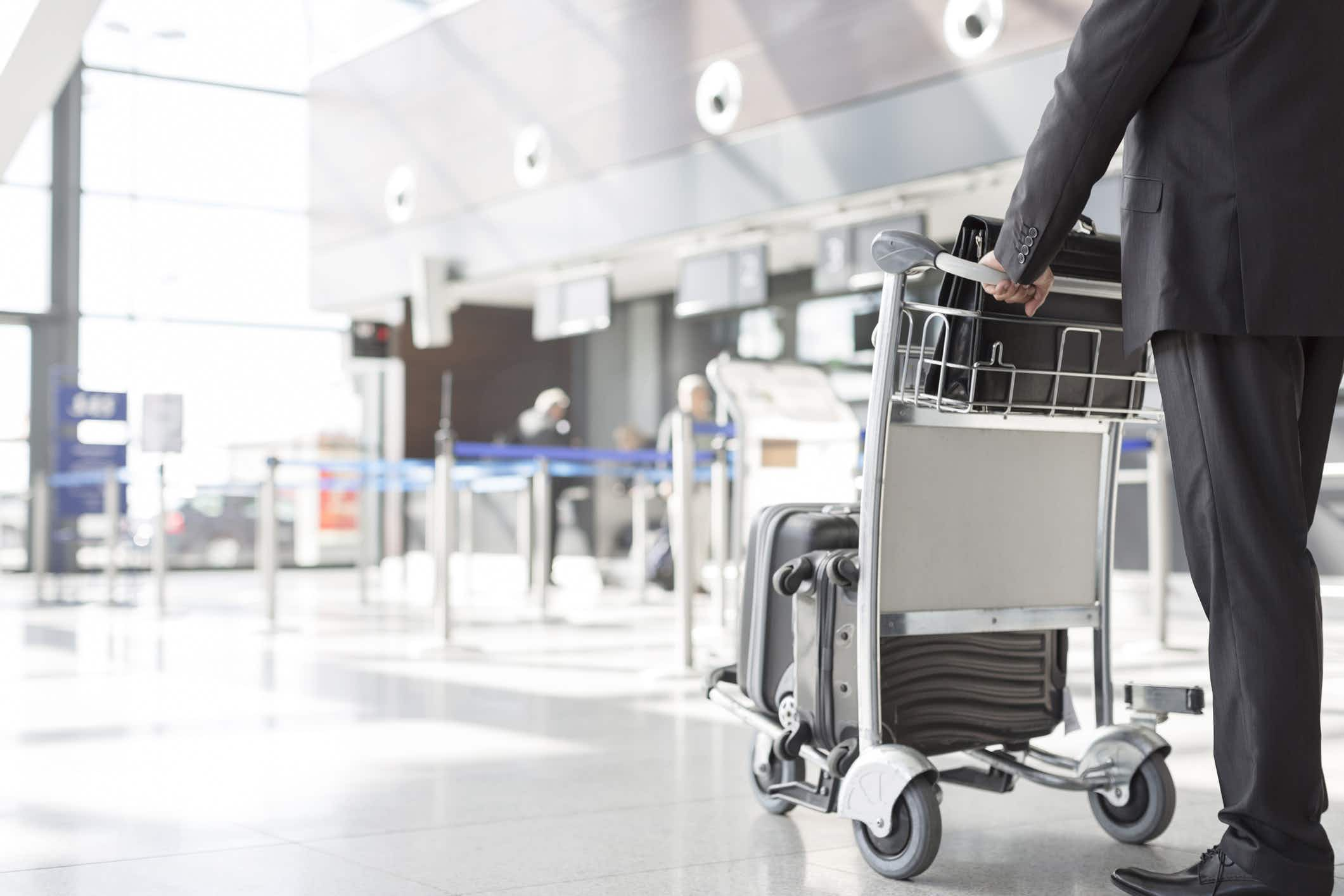 Most airline travellers are satisfied with their journey according to the latest survey