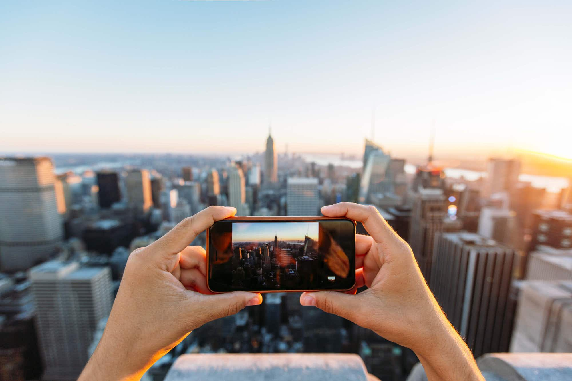 These are the most Instagrammed cities around the world