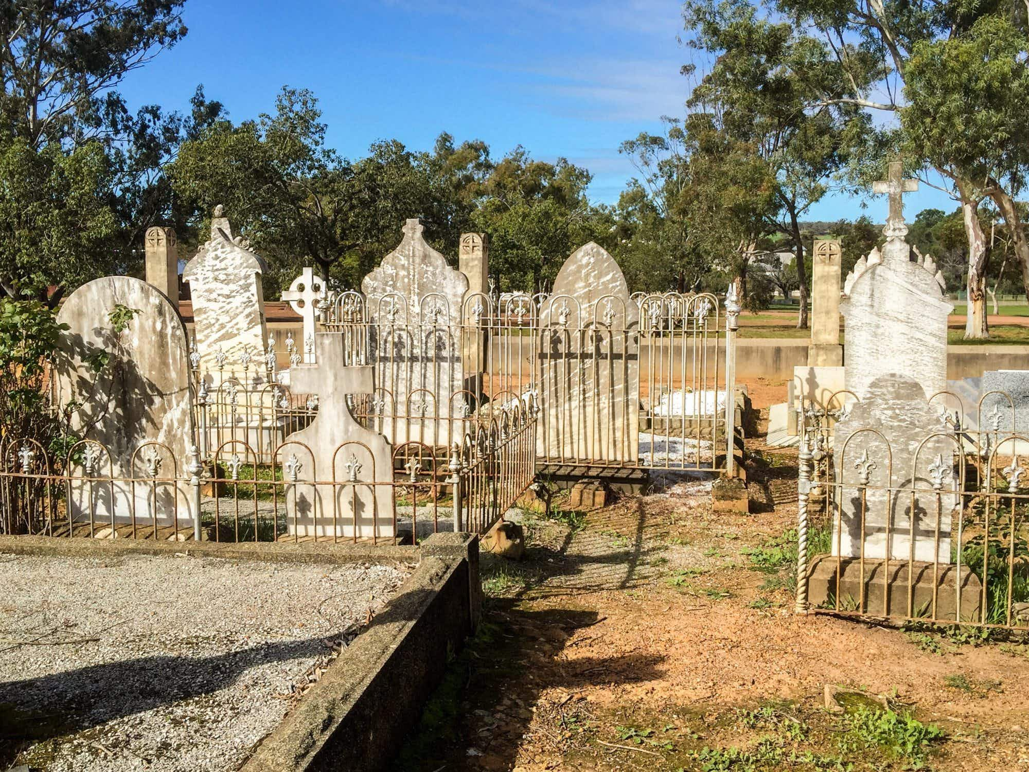 Why Australia is encouraging tourists to visit cemeteries