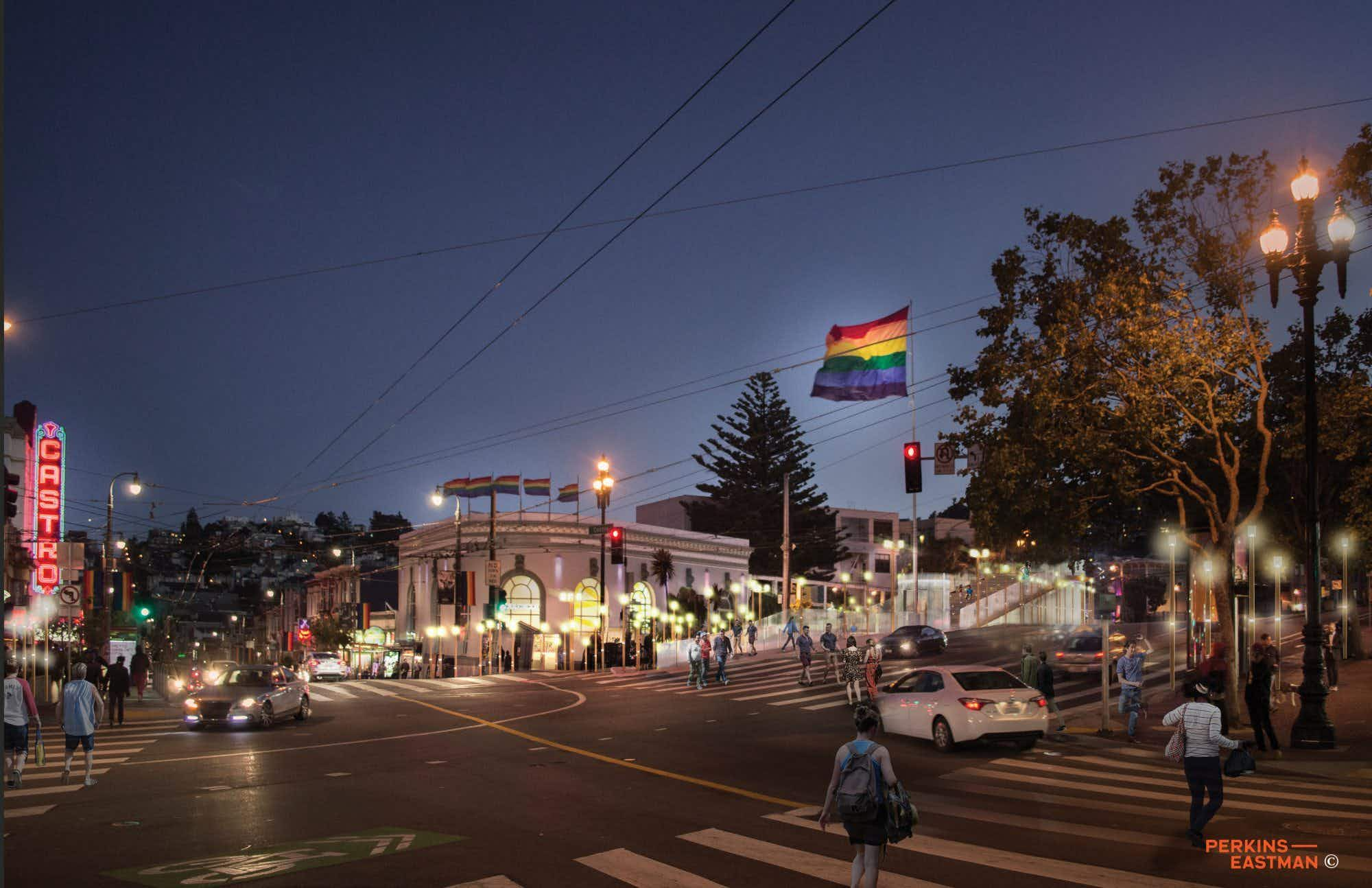 San Francisco to build new memorial honoring gay rights activist Harvey Milk