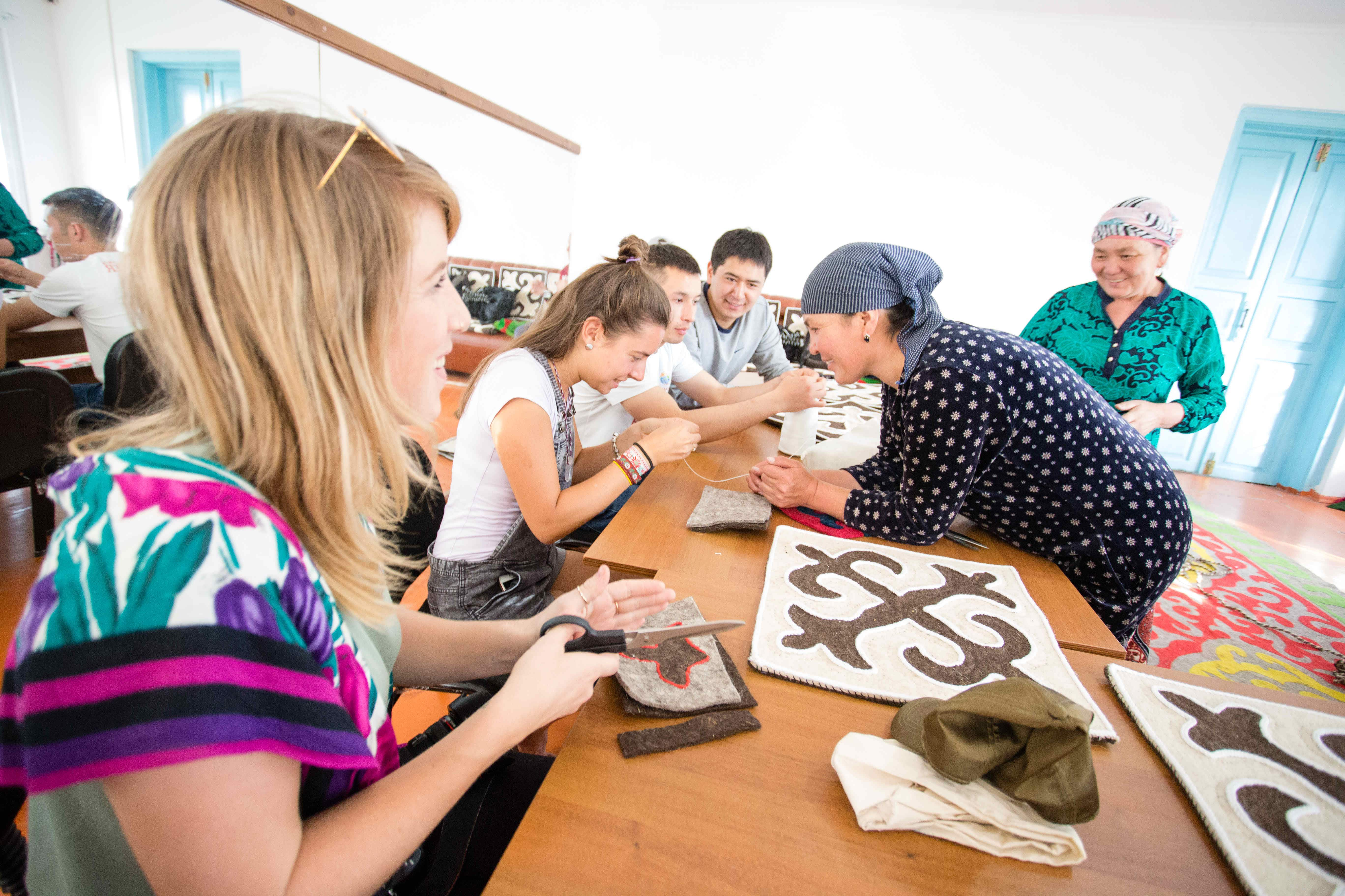 New tours connect travellers with local culture at the gateway to Kyrgyzstan's mountains