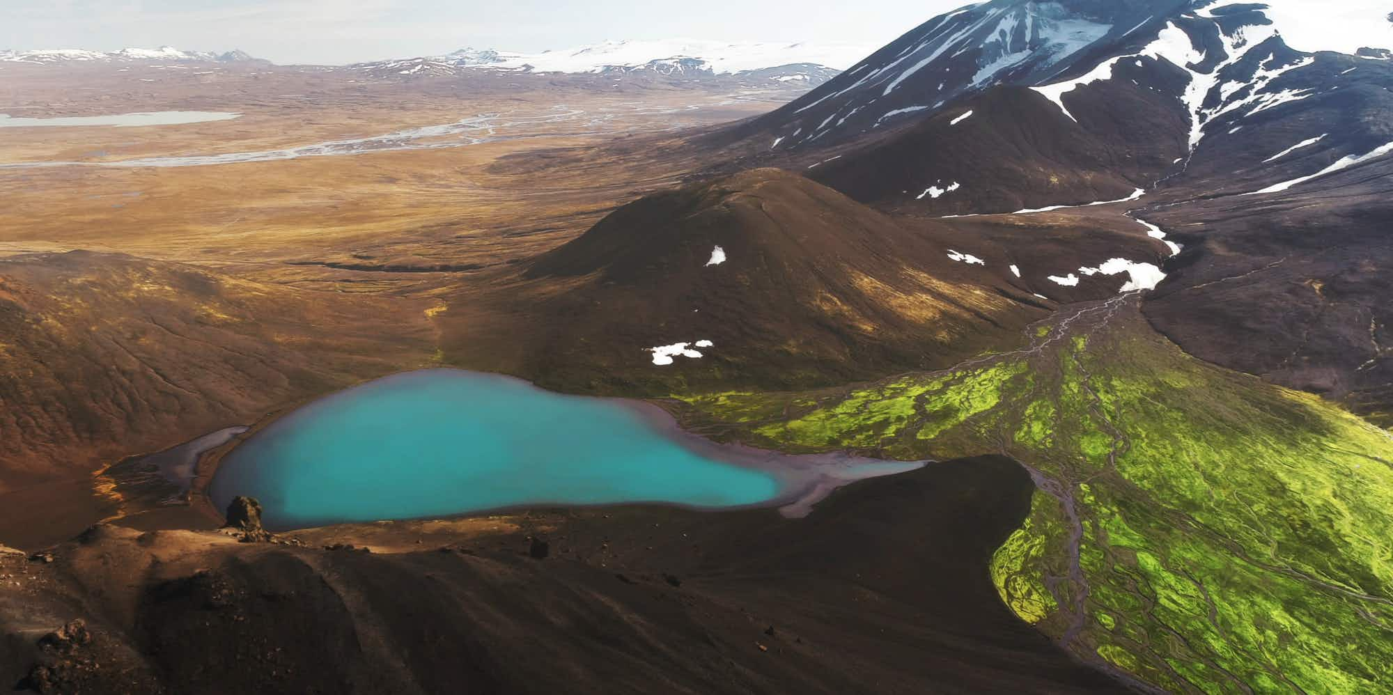 The raw, diverse beauty of Iceland showcased in this breathtaking video