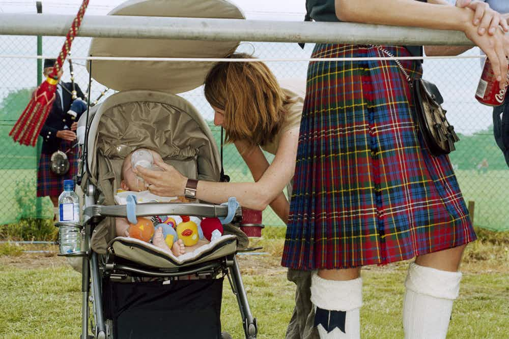 Everyday life in Scotland captured over 25 years by award winning photographer