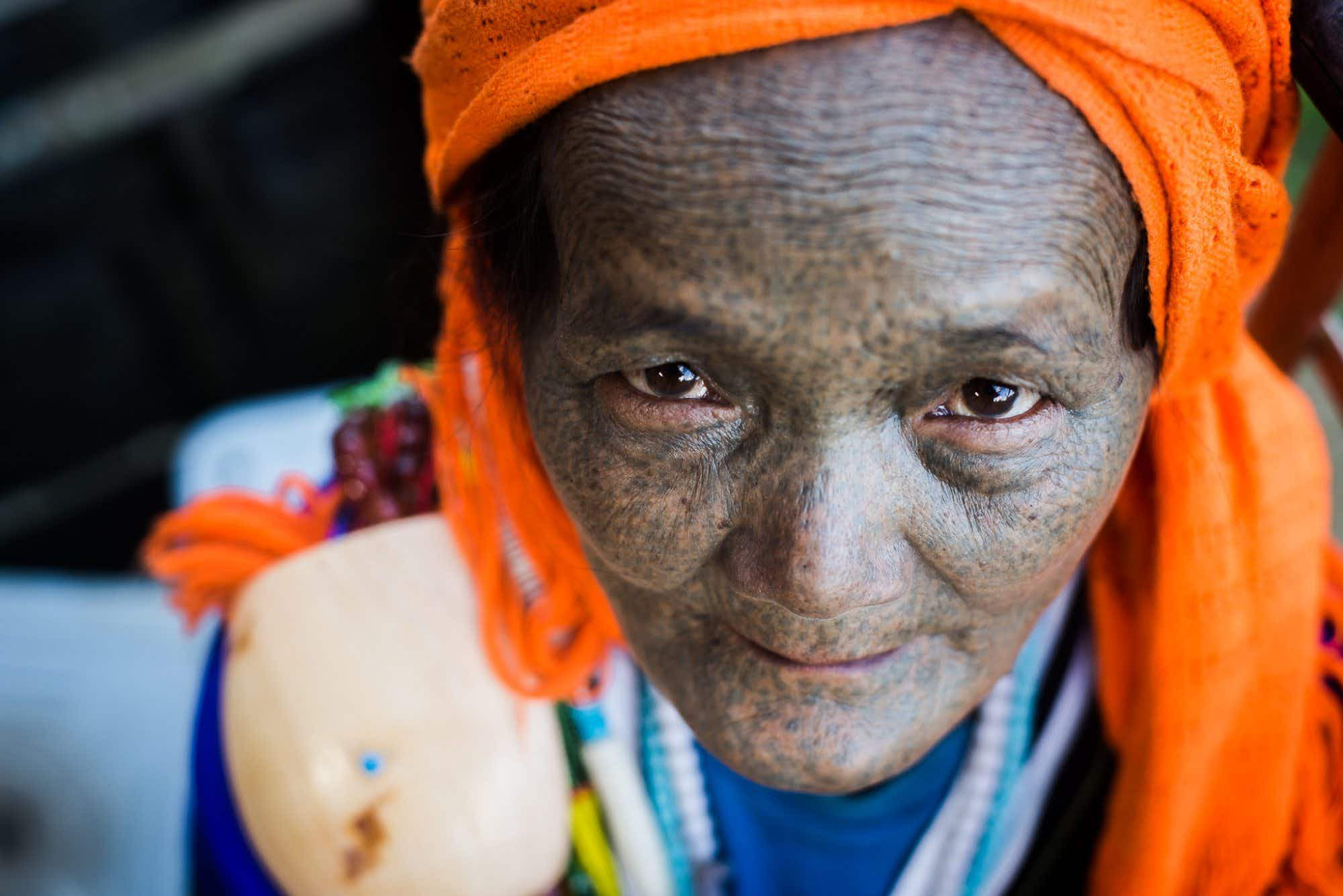 The Palaung and Shan women of Myanmar captured in stunning portraits