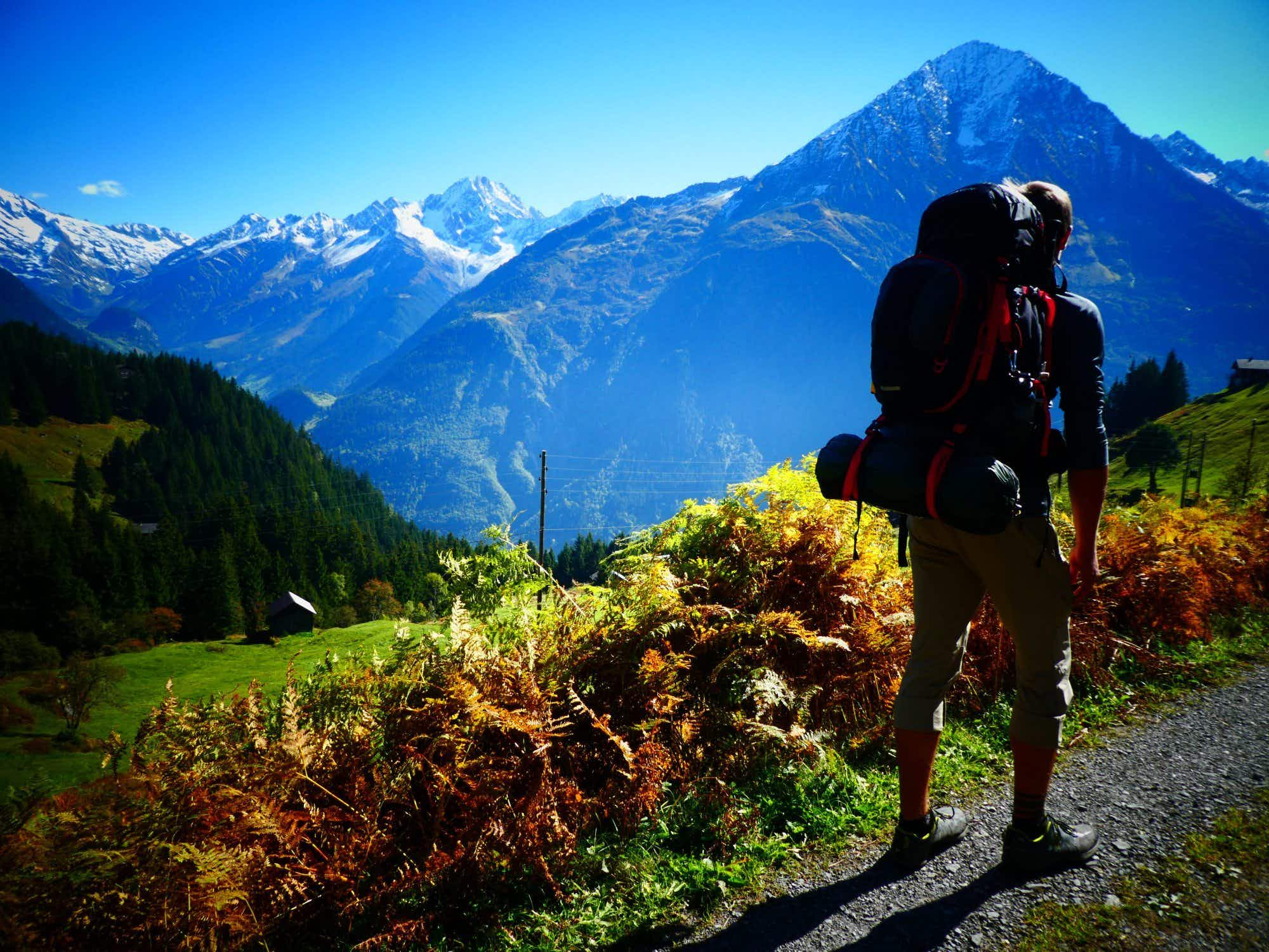 How this winning team hiked an incredible 2100km across Europe in the most eco-friendly way