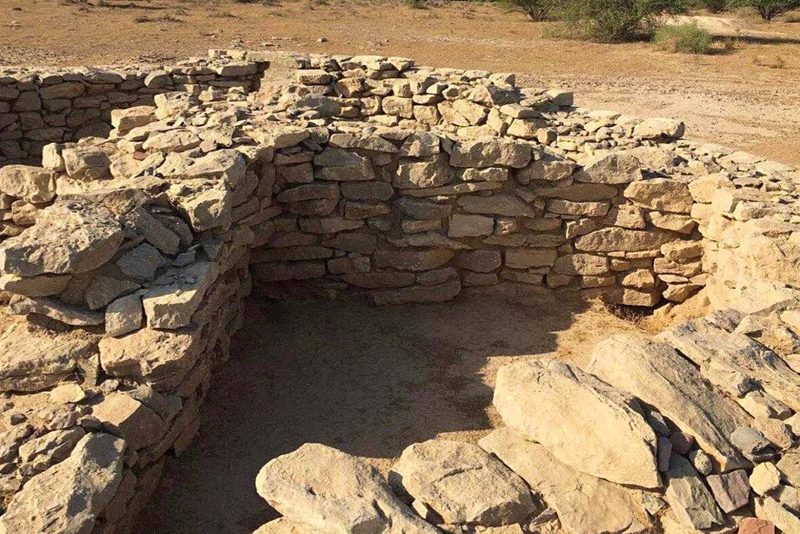 Public tours of one of the oldest archaeological sites in