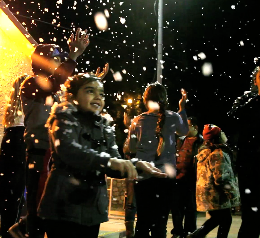 Winter-themed snow parks to open in Los Angeles and San Diego this season