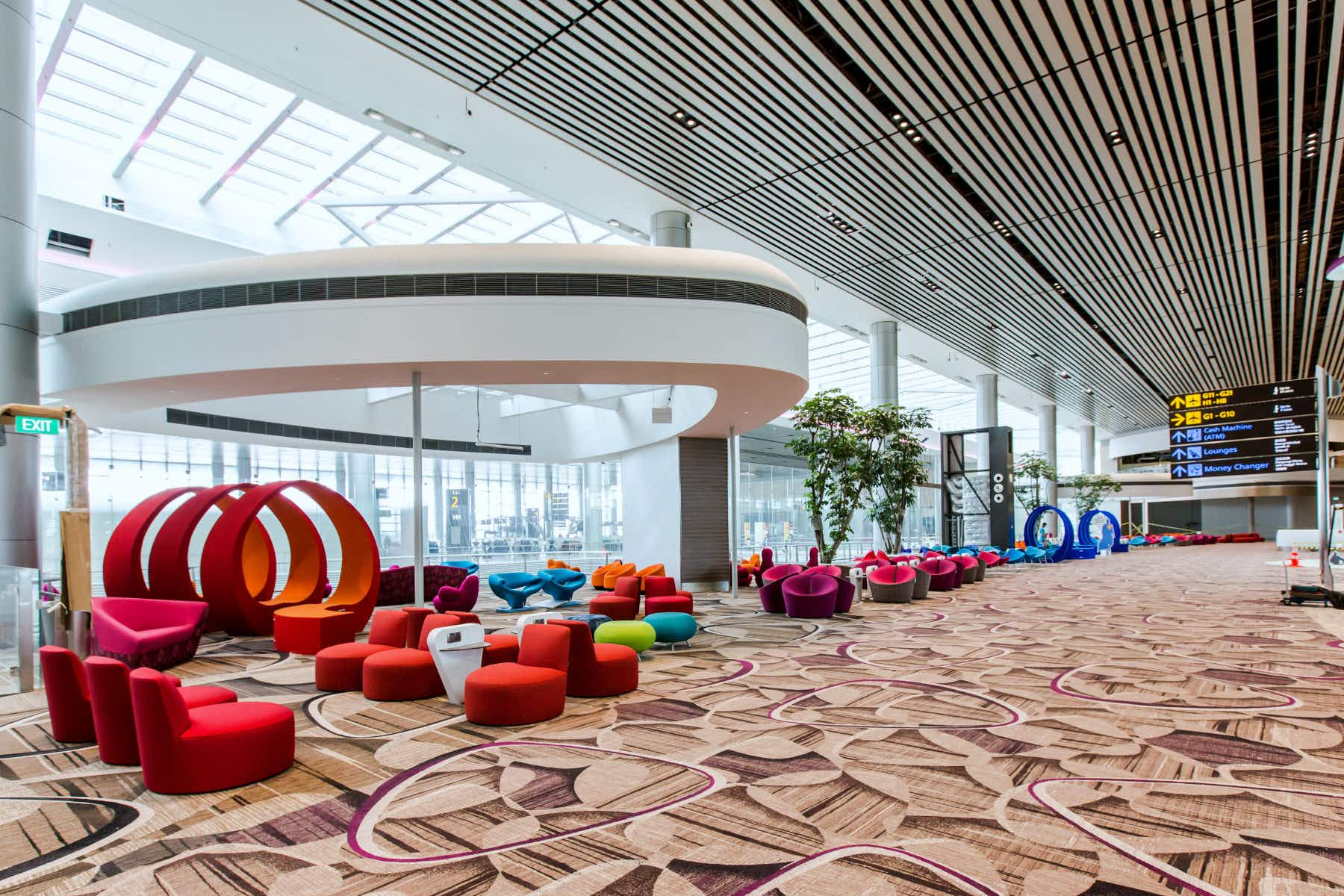 World's best airport has got even better with opening of new terminal