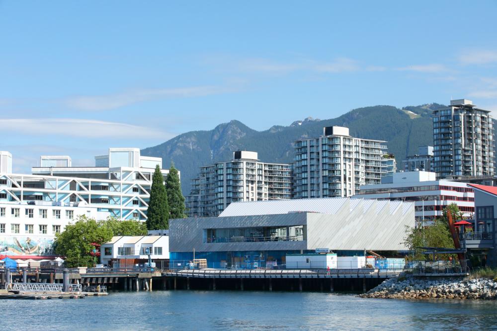 Landmark art gallery opens on Vancouver's North Shore