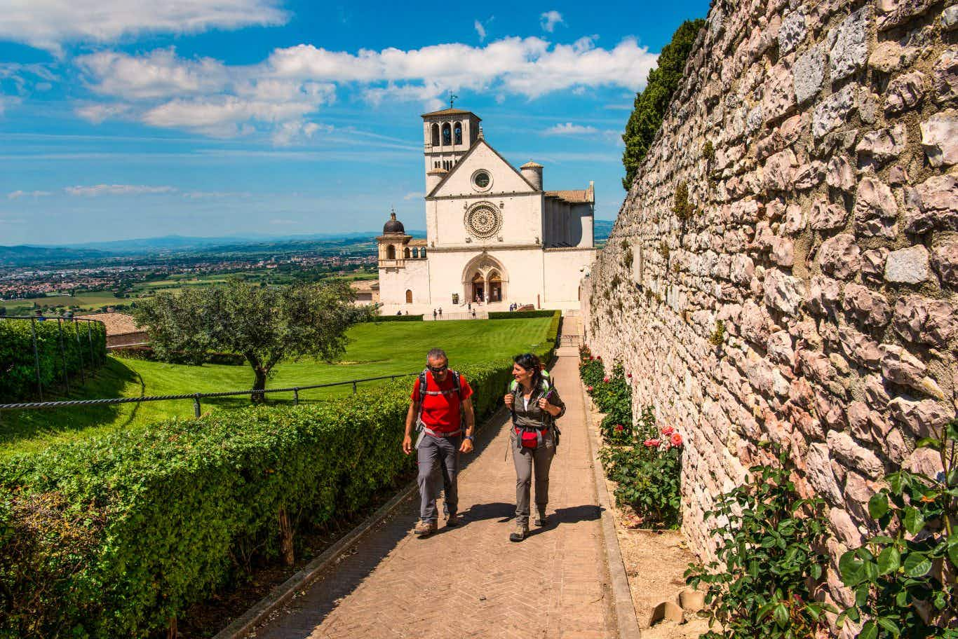 Italy wants tourists to venture further and explore hidden picturesque towns