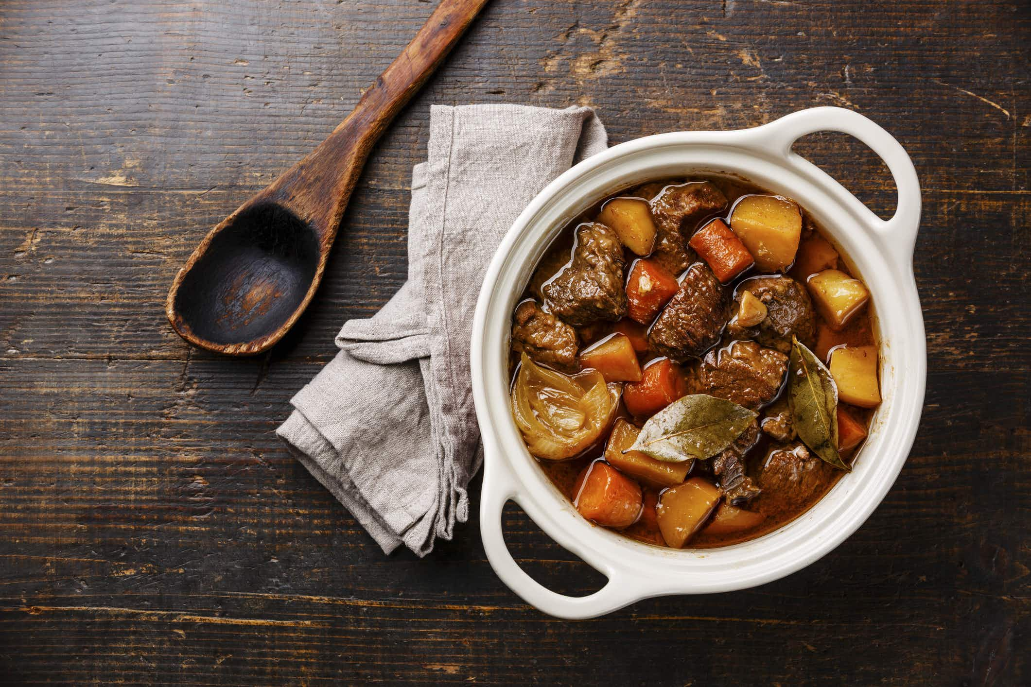 If you want to eat like the French, reach for some beef bourguignon