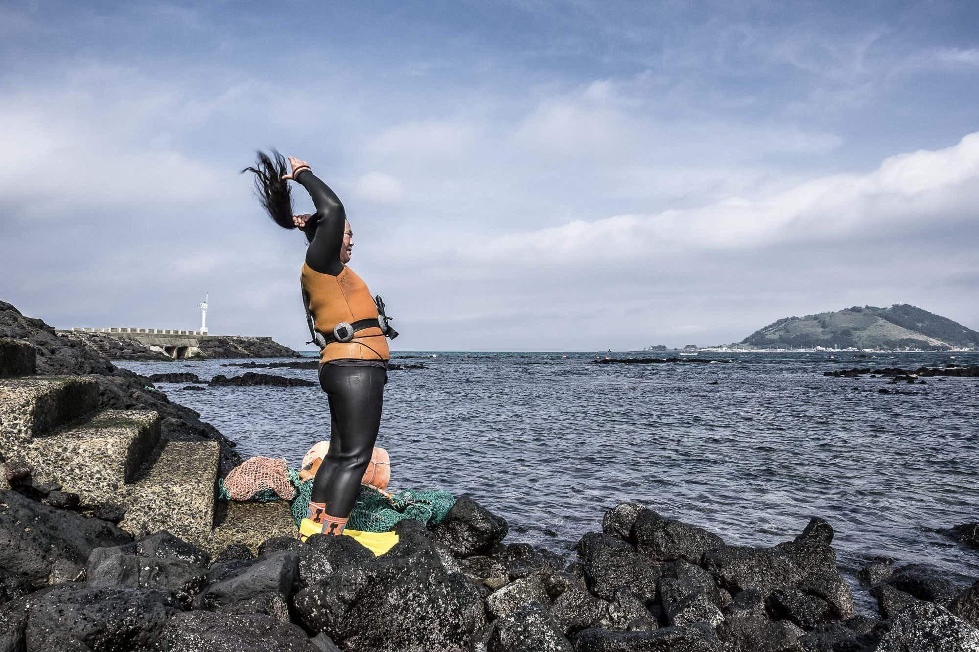 The extraordinary lives of South Korea's Mermaids of Jeju captured in evocative photo essay
