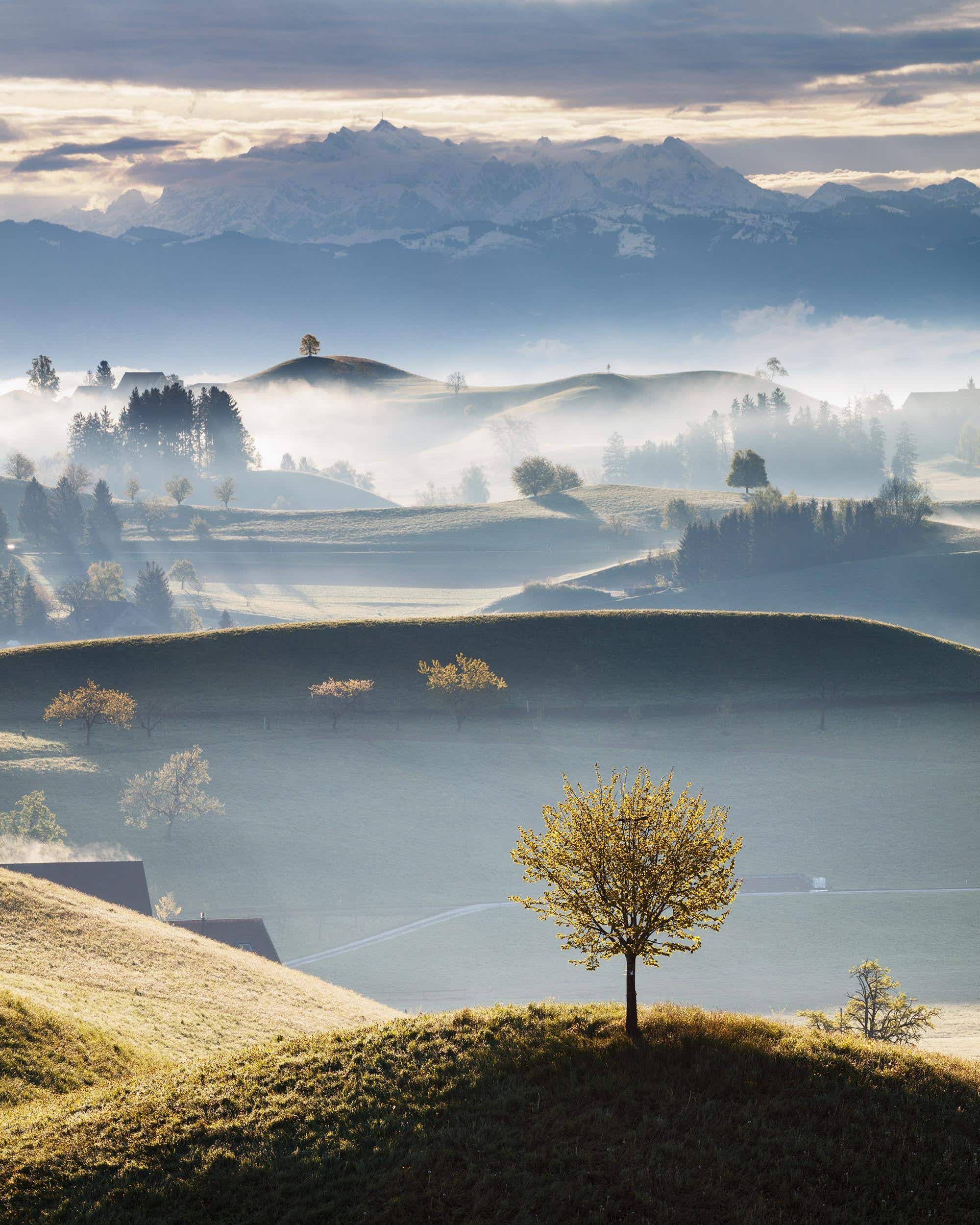 These magical photos of Switzerland look just like Tolkien's Shire