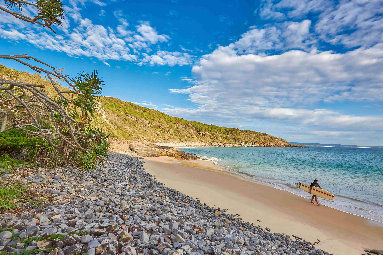 A stretch of Australia's Sunshine Coast named a World Surfing Reserve