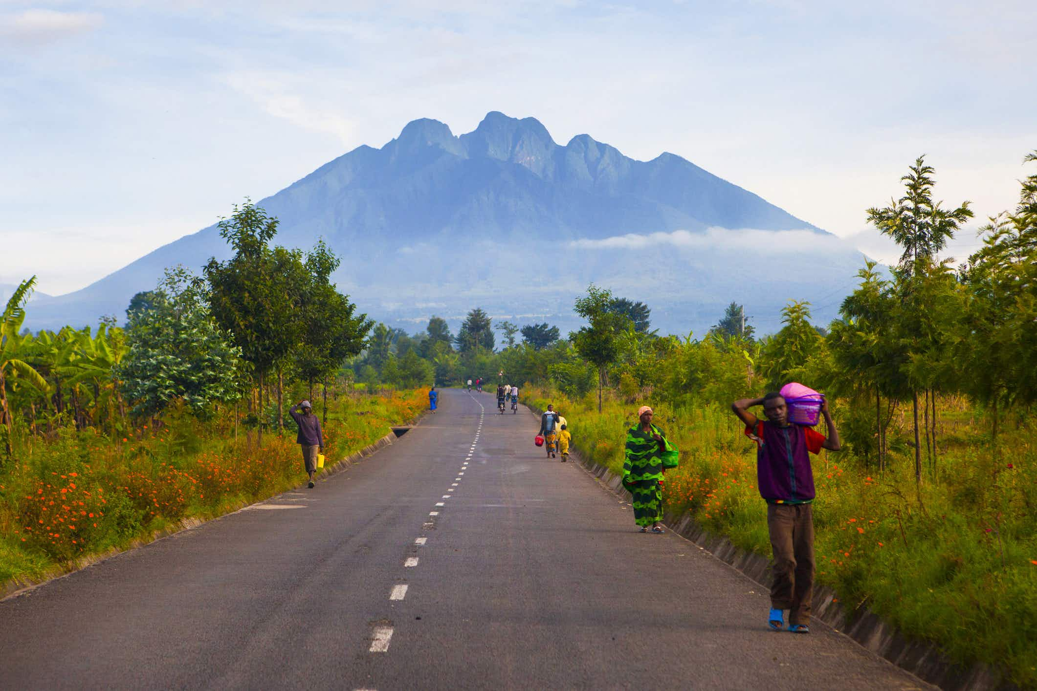 It's about to get simpler for travellers from around the world to visit Rwanda