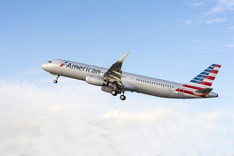 Travel News - American-Airlines-A321