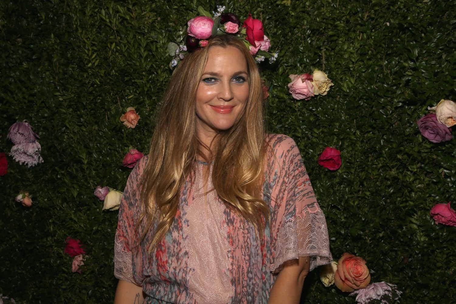 Drew Barrymore has opened a travel-themed pop-up store in NYC