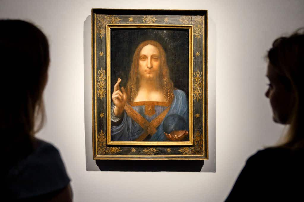 See the most expensive painting in the world at newly opened Louvre Abu Dhabi