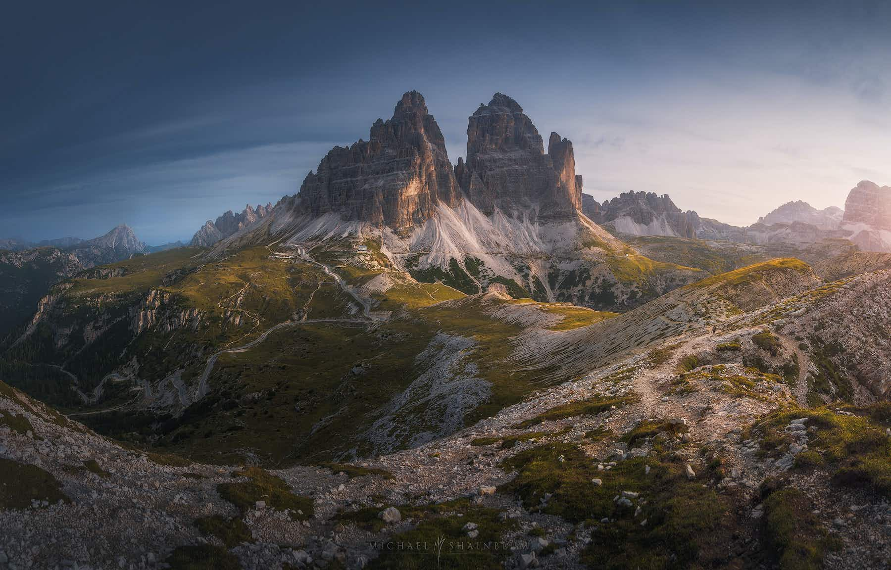 """""""Standing in a fairy tale"""" - photographer shares dramatic images of the Dolomites"""