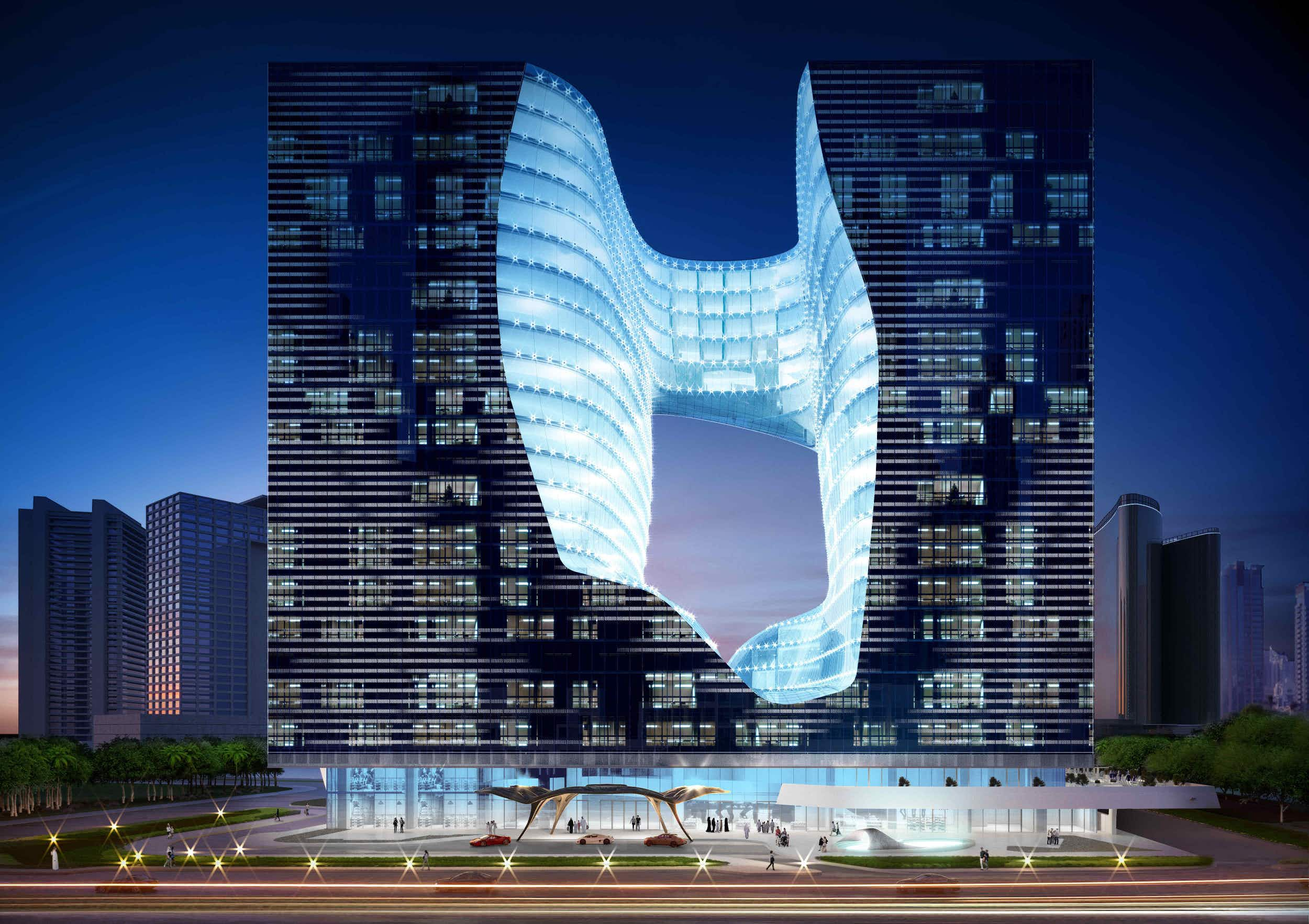 Hotel designed by the late architect Zaha Hadid to open in Dubai