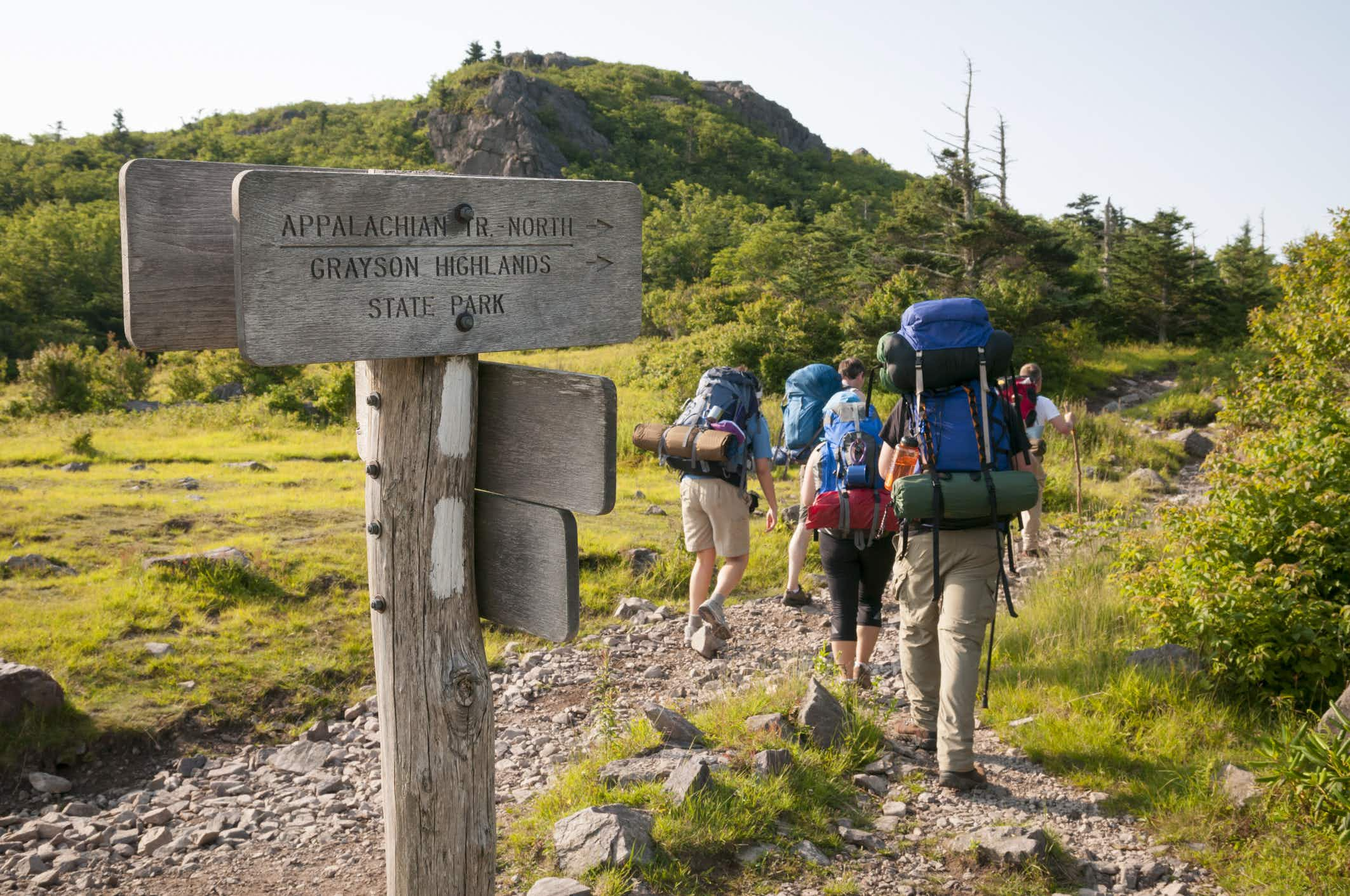 The US National Trails System is celebrating 50 years of the great outdoors in 2018