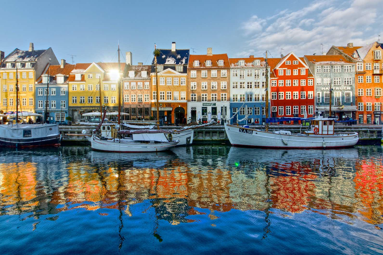 You can now travel through beautiful Denmark with five virtual reality tours