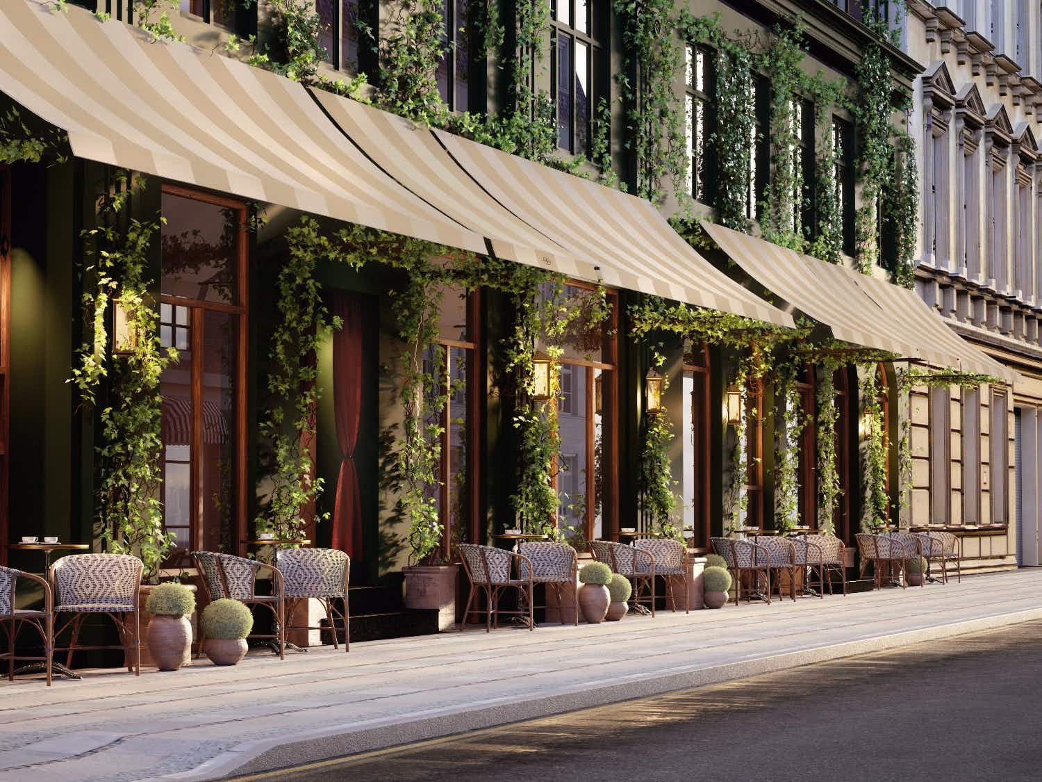 This fabulous new luxury boutique hotel in Copenhagen is epitome of Scandi style