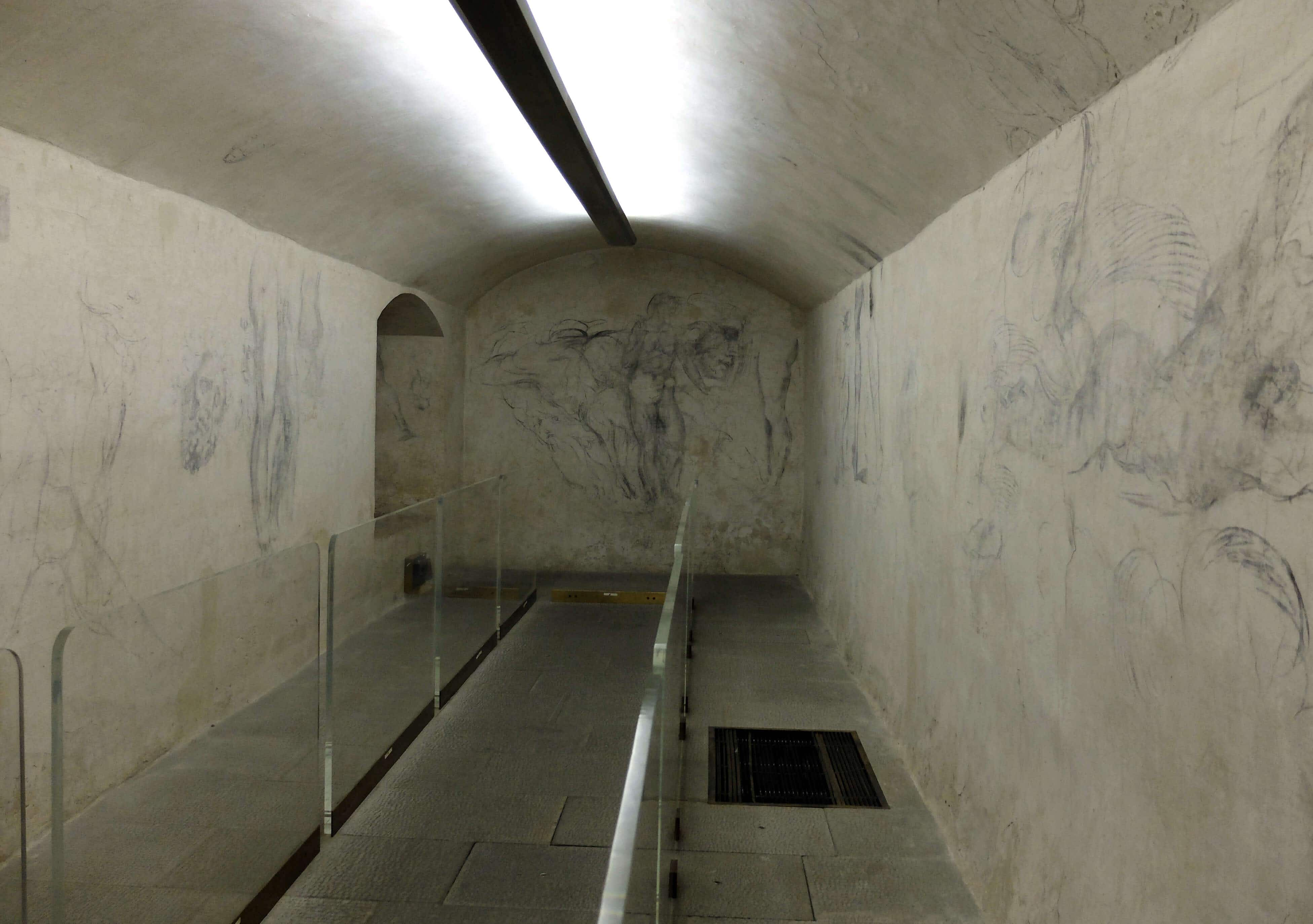 Michelangelo's 'secret chamber' set to open to the public in Florence
