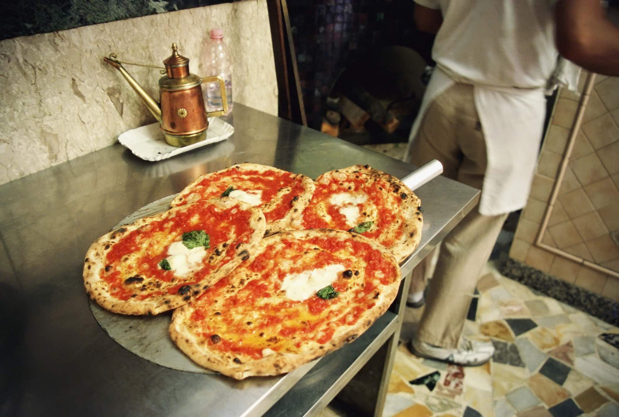 Naples' famous pizza-making process has received intangible heritage status