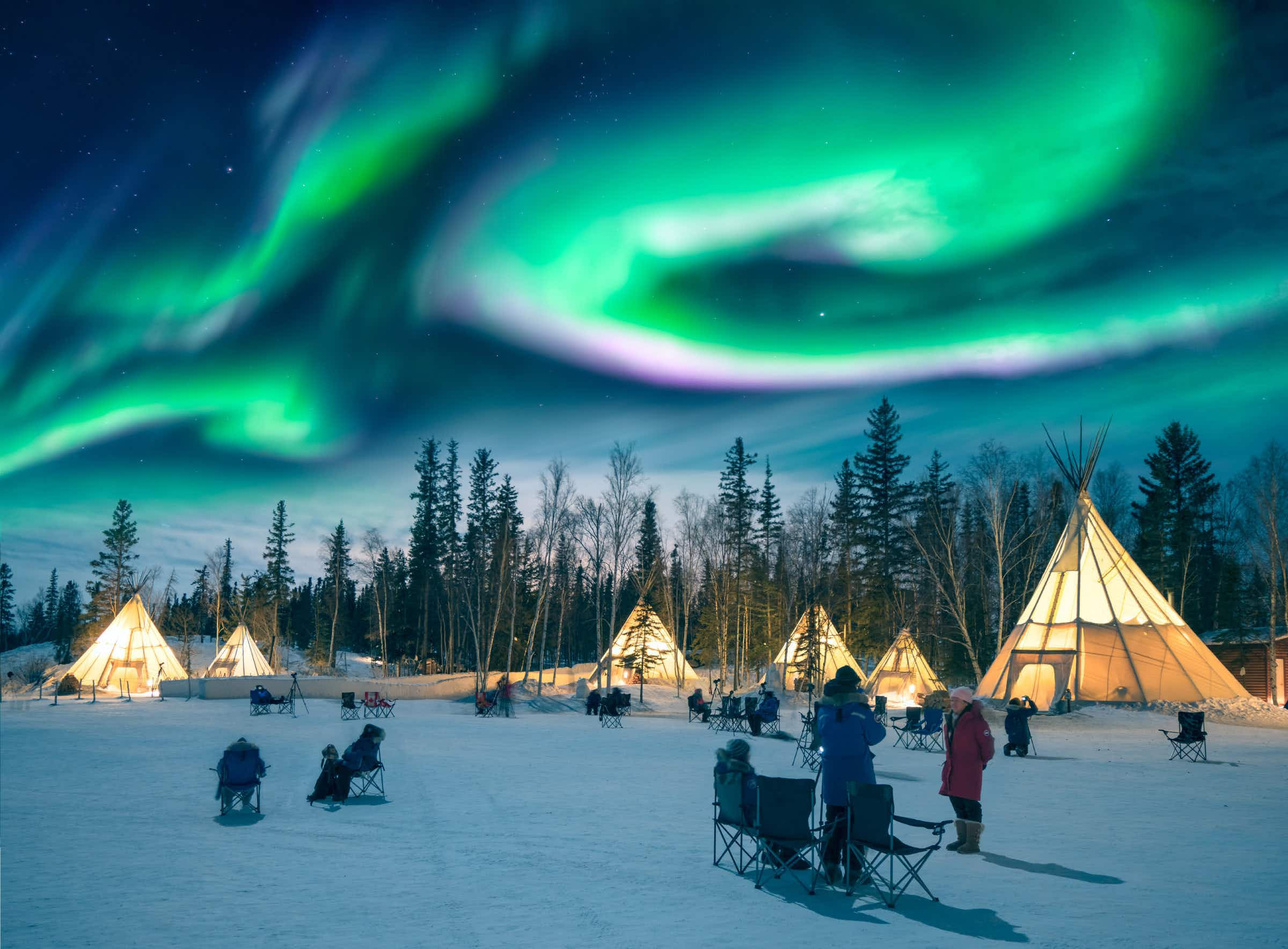 This is how and where to see the Northern Lights this year