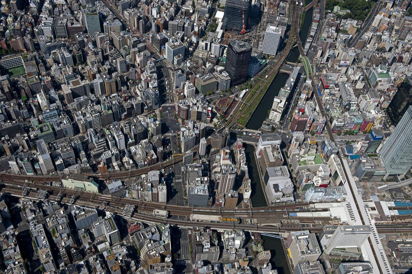 Abandoned Tokyo train station re-emerges to passengers after 90 years