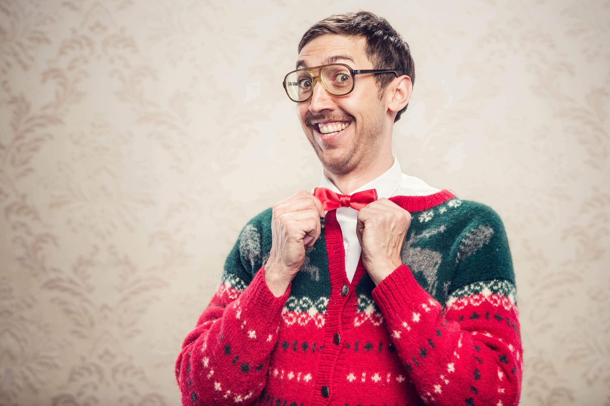 Wear your ugly holiday sweater at the airport for a perk from this airline