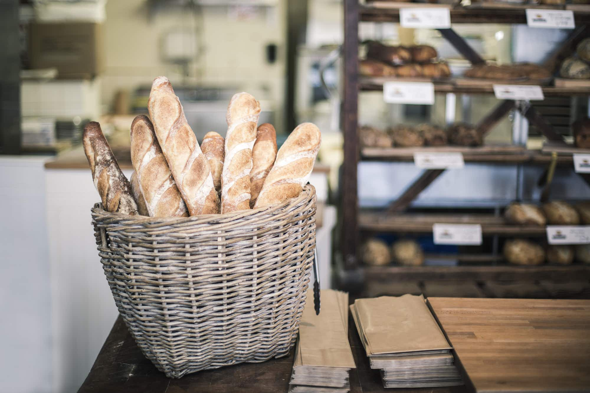 The baguette should be given Unesco heritage status, says French president