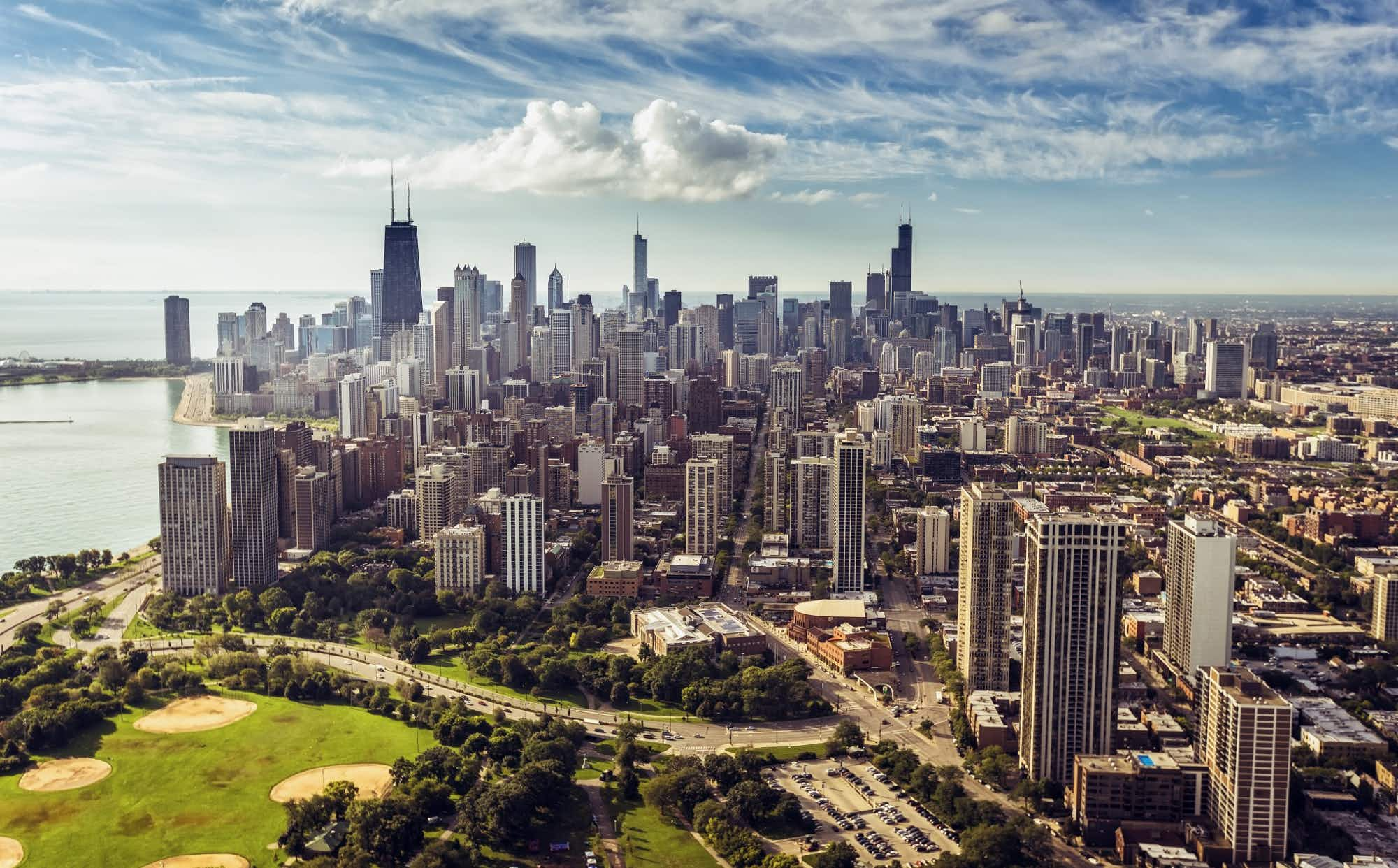 Chicago revealed as the world's number one city for having fun and enjoying life