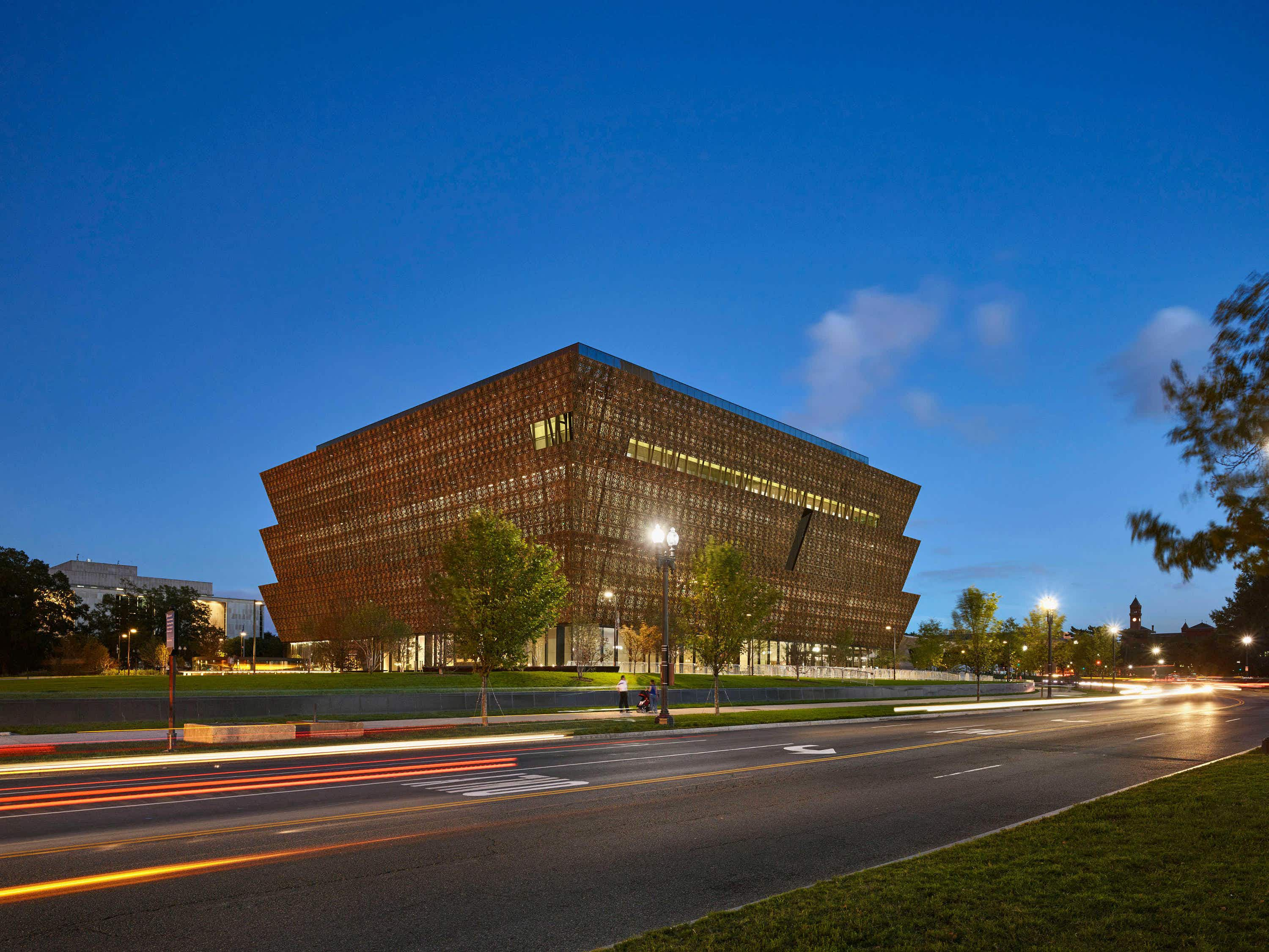 The National Museum of African American History and Culture is the best design of 2017
