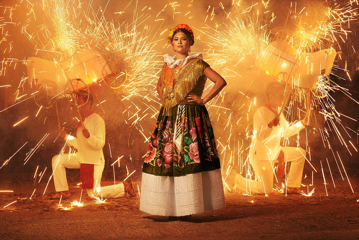 The indigenous people of Oaxaca, Mexico documented in stunning detail