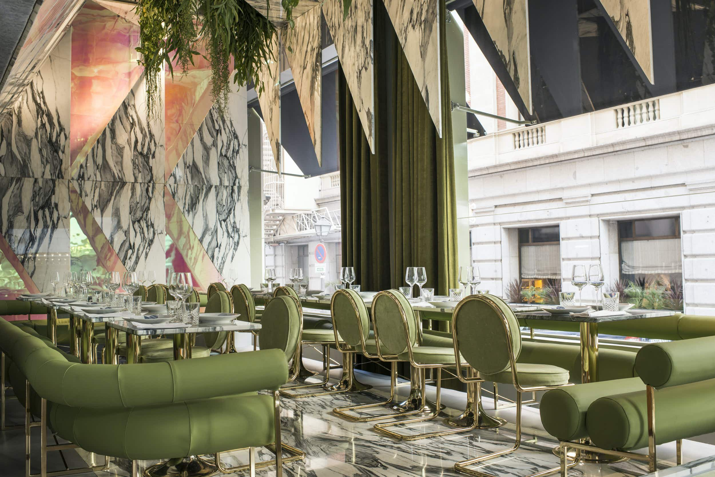Madrid's new restaurant is every clean eating Instagrammer's dream