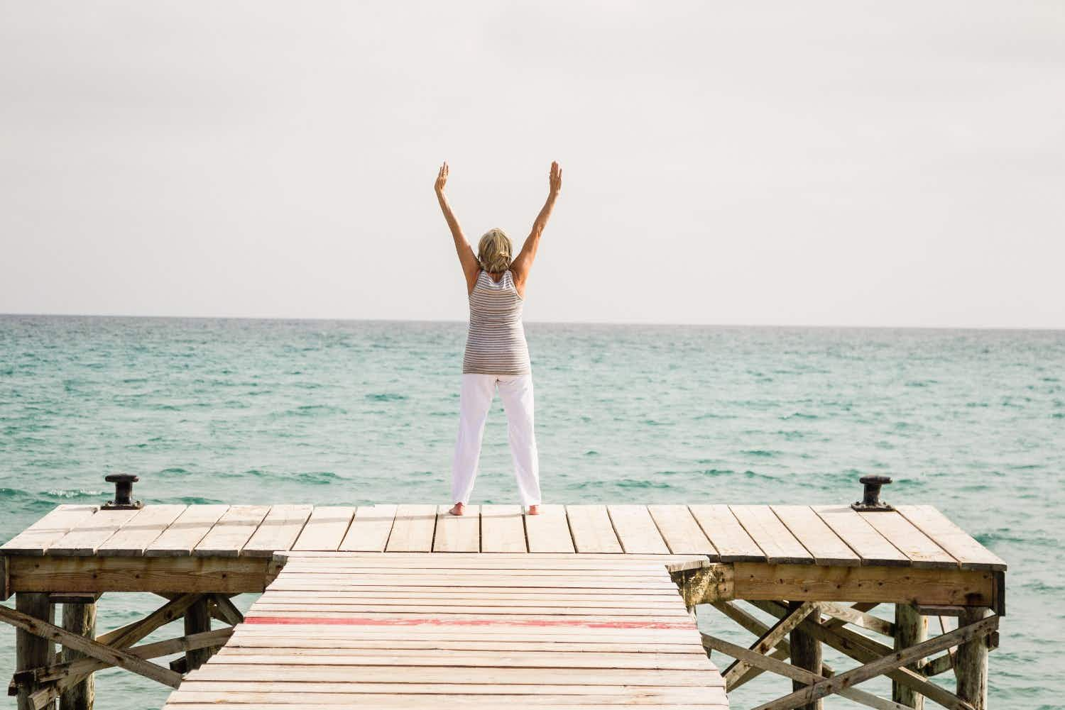 Women over 50 are leading the boom in solo travel in the UK